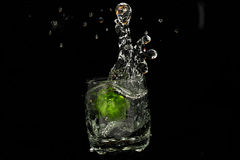 Fresh lime 3 Stock Images