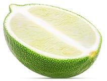 Free Fresh Lime Cut In Half Stock Photos - 102858113