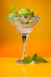 Fresh lime drink Royalty Free Stock Images