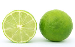 Fresh lime fruit Royalty Free Stock Photo