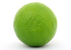 Fresh lime fruit Royalty Free Stock Photos