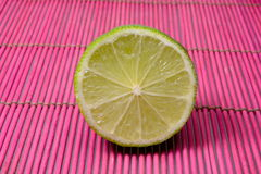 Fresh lime Stock Photography