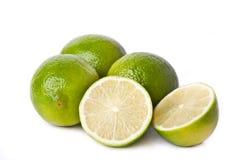 Fresh limes Royalty Free Stock Image