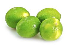 Fresh Limes Stock Photos