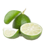 Fresh limes Royalty Free Stock Images