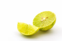 Fresh limes. Stock Image