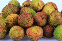 Fresh Litchi Royalty Free Stock Photography