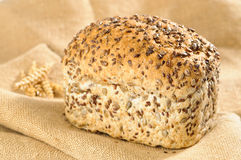 Fresh Loaf Of Bread Royalty Free Stock Photo
