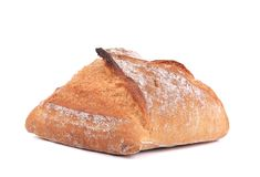 Fresh loaf of bread. Royalty Free Stock Photography