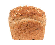 Fresh loaf of cereals bread Stock Photo