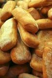 Fresh loaf heap Stock Photos