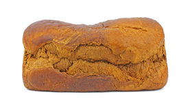 Fresh Loaf Pumpernickel Bread Stock Photography