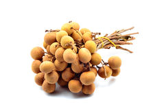 Fresh Longan Stock Photo
