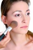 Fresh look-step 3-blusher stock photos