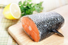 Fresh lox Royalty Free Stock Photos