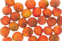 Fresh Lychee Fruits Royalty Free Stock Photo