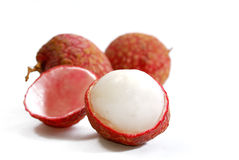 Fresh Lychee Series 08 Royalty Free Stock Photos
