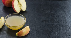 Fresh made Applesauce Stock Images