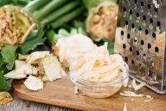Fresh made Celeriac Salad Royalty Free Stock Image