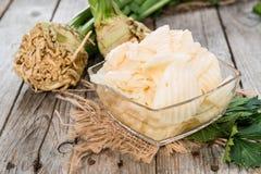 Fresh made Celeriac Salad Stock Image
