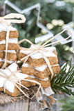 Fresh made Cinnamon Cookies Royalty Free Stock Images