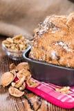 Fresh made Walnut Bread Royalty Free Stock Image