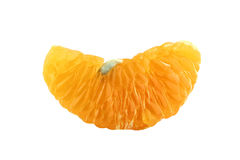 Fresh mandarin Stock Image
