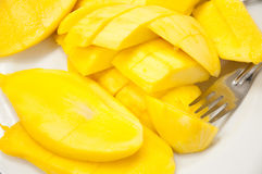 Fresh mango Royalty Free Stock Photography