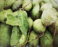 Fresh mango Stock Photo