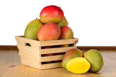 Fresh Mango Stock Photos