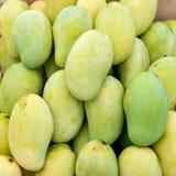 Fresh mango fruit. Pile of fresh mango fruit for background Royalty Free Stock Photo