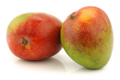 Fresh mango fruits Royalty Free Stock Image