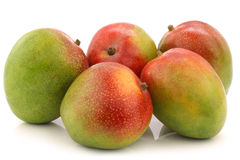 Fresh mango fruits Royalty Free Stock Images