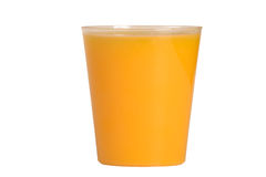 Fresh Mango Juice Royalty Free Stock Photo