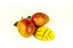 Fresh Mangoes Royalty Free Stock Image