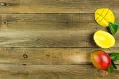 Fresh Mangoes Royalty Free Stock Image