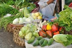 Fresh market Stock Photo