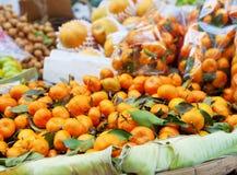 Fresh market Stock Images