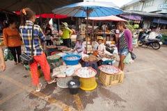 Fresh market Stock Photos