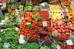 Fresh market Royalty Free Stock Photos