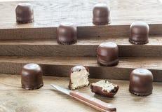 Fresh marshmallows Stock Photos