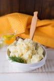 Fresh mashed potato Stock Image