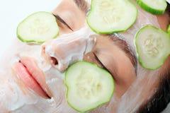 Fresh mask Stock Photos