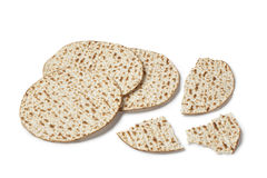 Fresh matzo Stock Photo