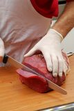 Fresh meat. Stock Images