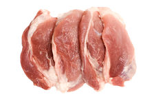 Fresh meat Stock Photography