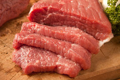 Fresh Meat Stock Image