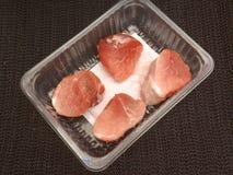Fresh meat Stock Photo