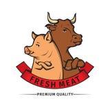 Fresh meat Stock Image
