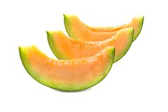 Fresh melon royalty free stock photography
